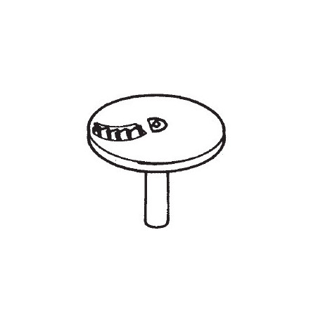 10x10mm French Fry Disc
