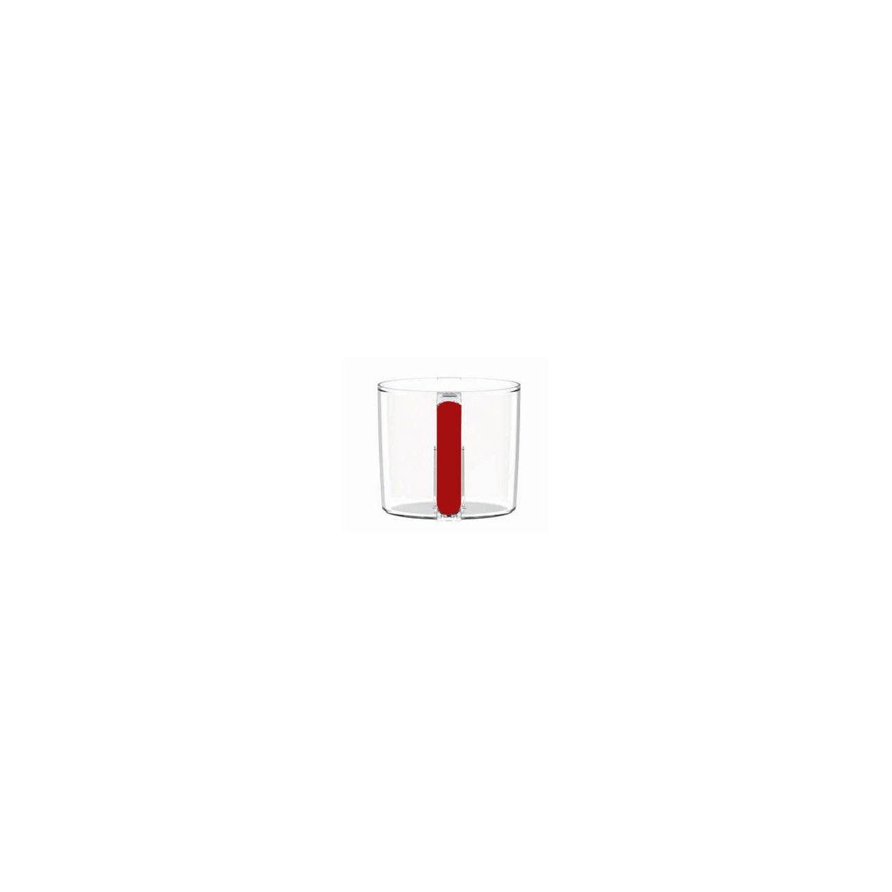 Main Bowl - Le Mini Plus RED
