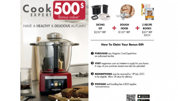 Cook Expert Promotion